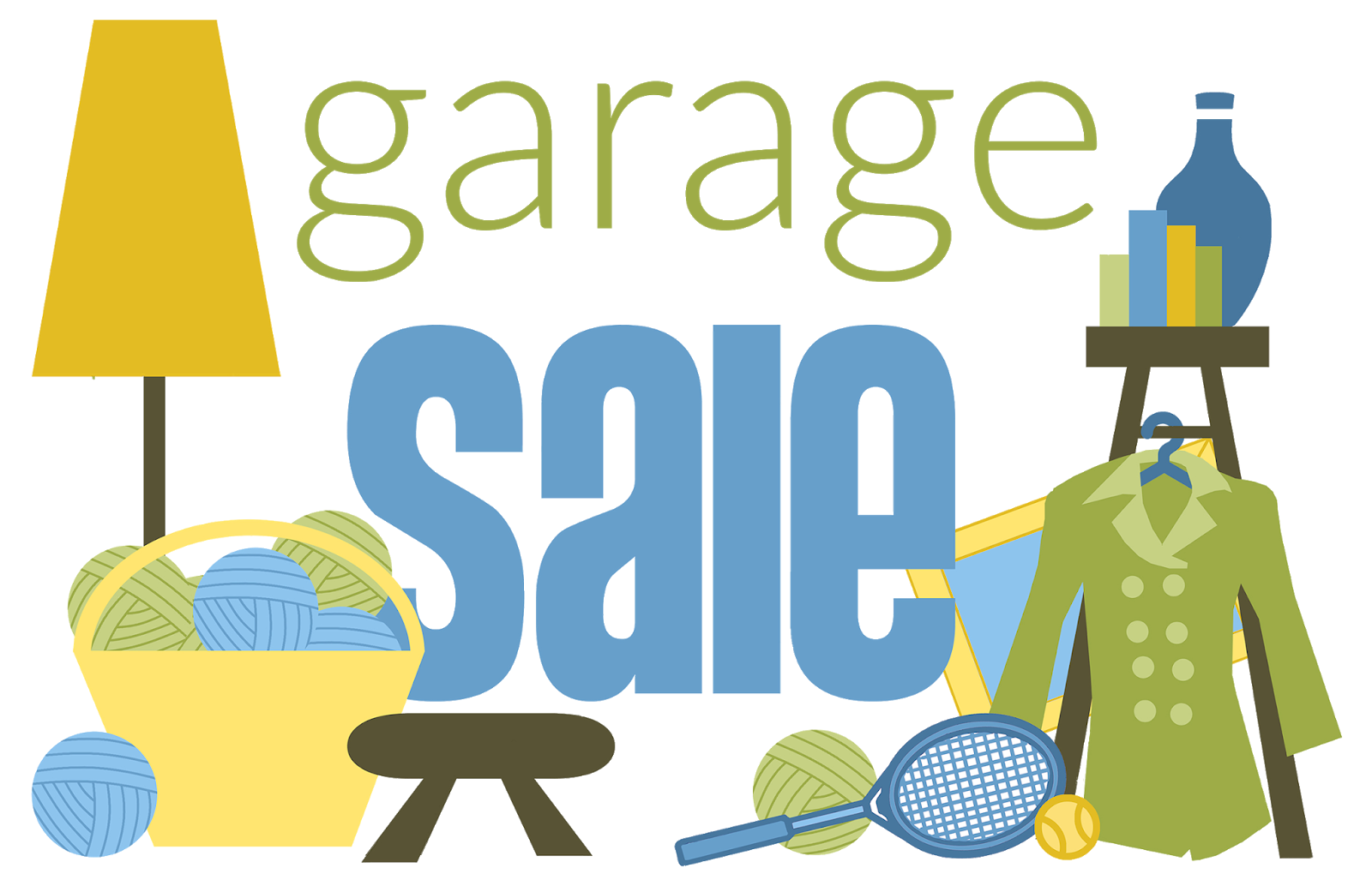 hight resolution of download large image garage sale yard sale signs clipart