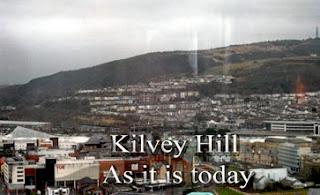kilvey hill, swansea