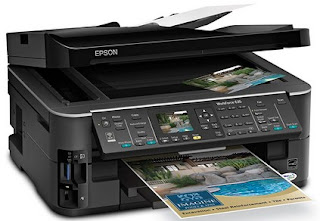 Epson WF-635 Driver Download