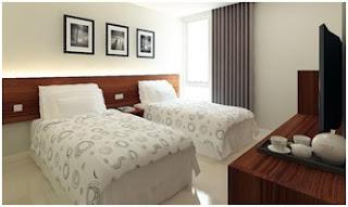 3. Hotel New Coklat