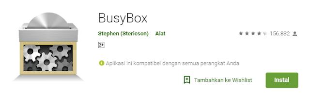 Download Aplikasi BusyBox For Android Gratis Terbaru