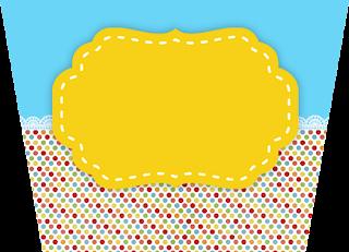 Etiquetas de Fiesta de Winnie the Pooh para imprimir gratis.
