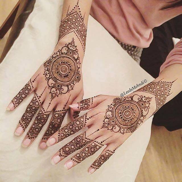 Best Henna Designs: Top 10 Best Mehndi Designs