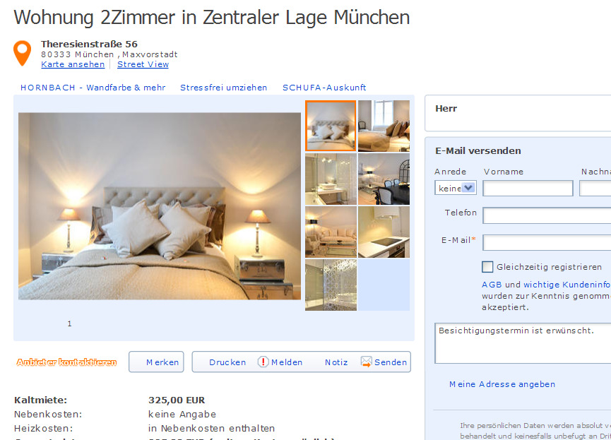 große wohnung in berlin