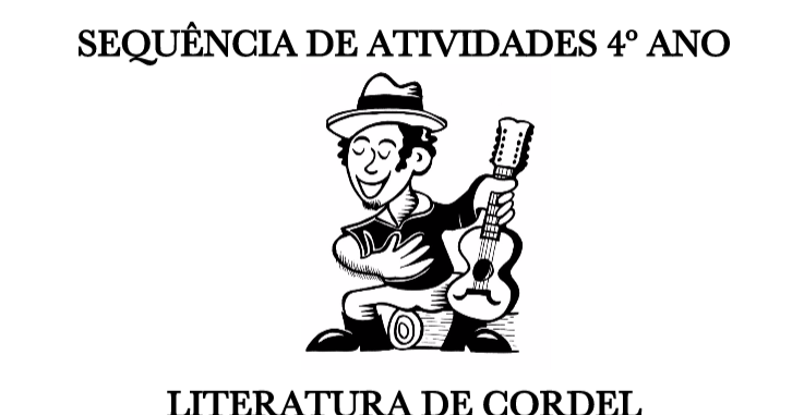 Sequencia Didatica Para 4º Ano Literatura De Cordel Clicks