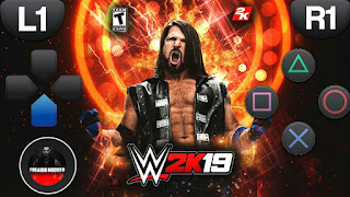 Download WWE 2k19 For Android Highly Compressed 300MB PSP Emulator