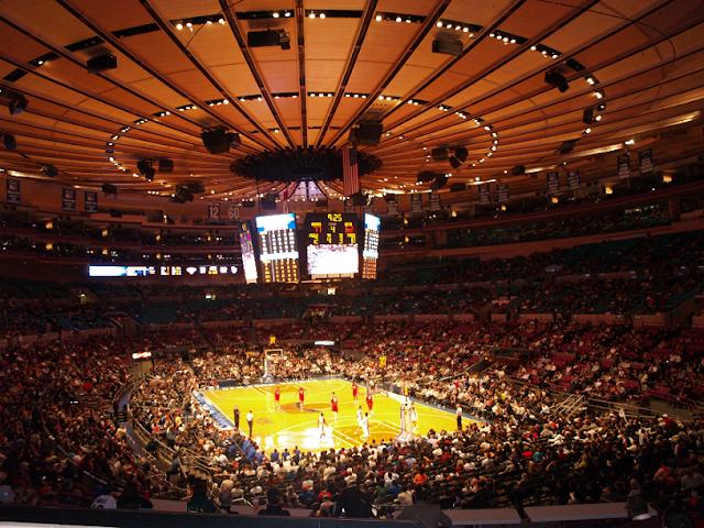 Onde comprar ingressos para os jogos do NY Knicks