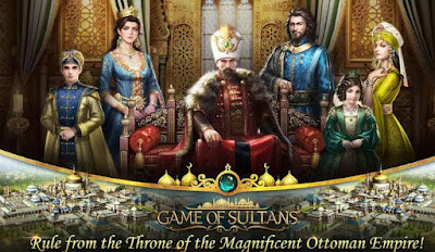 Game of Sultans Apk + Data for Android