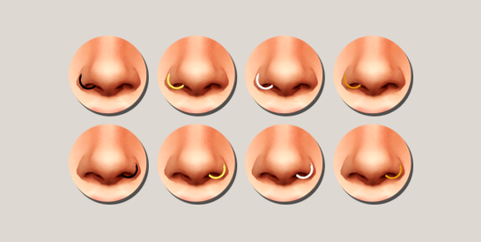 My Sims 4 Blog Slightly To The Side Piercing By Johnnyzest