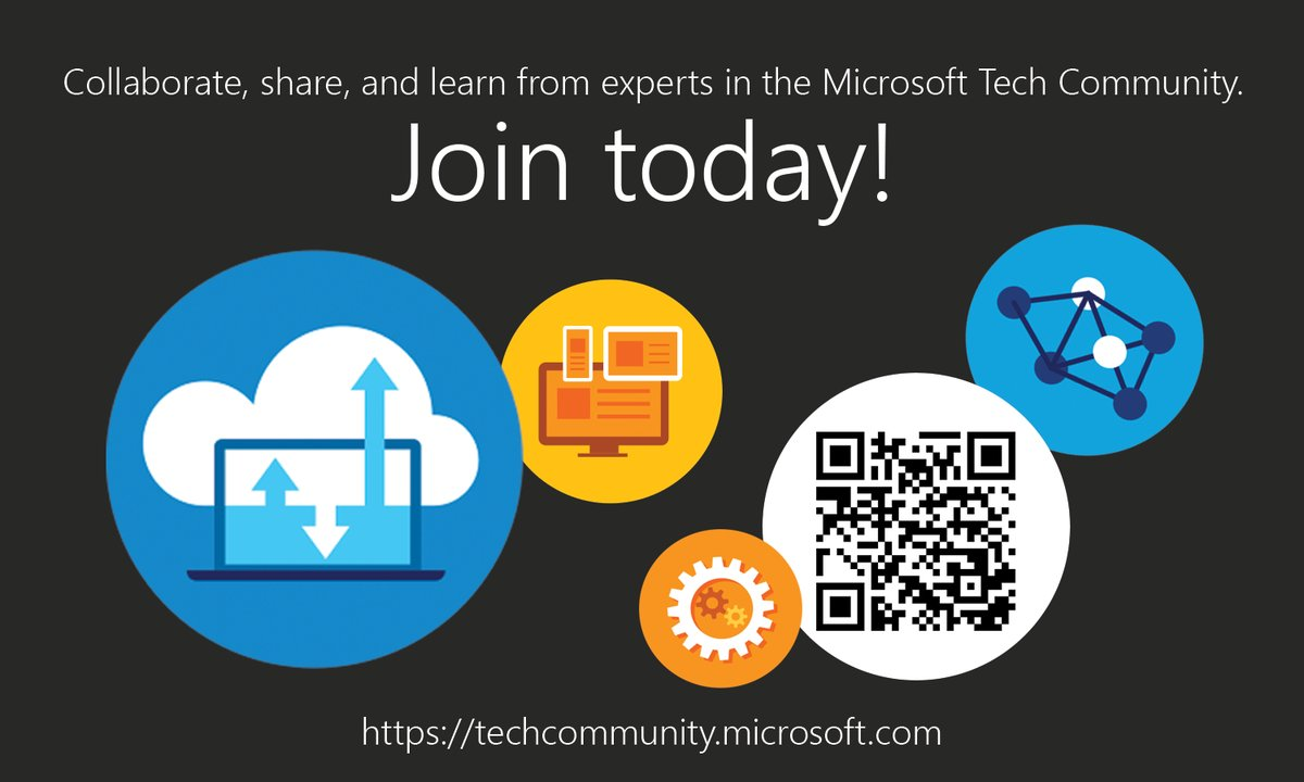 Microsoft Tech Community