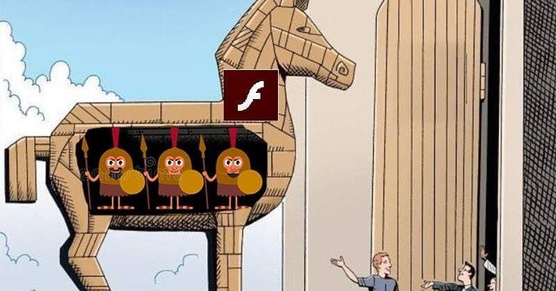 Flash Player Hängt