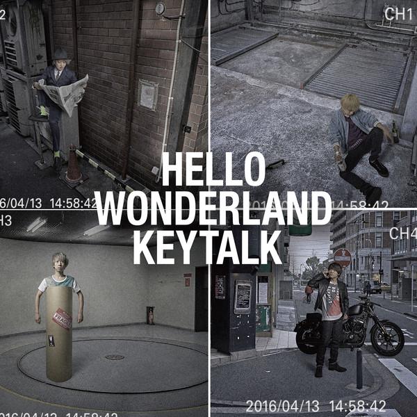 [Single] KEYTALK – HELLO WONDERLAND (2016.04.13/MP3/RAR)