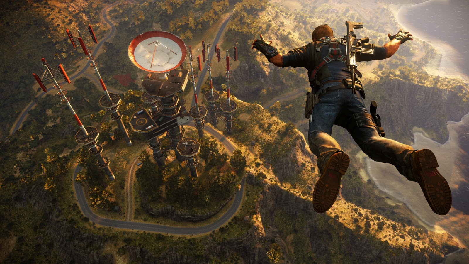 Góc Chia Sẻ: [Free Sharing] JUST CAUSE 4: DAY ONE EDITION + 5 DLCS