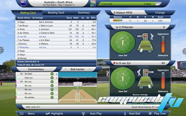 Cricket Captain 2015 PC Full