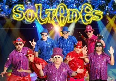 Los Sultanes, 3