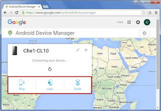 android device manager password recovery