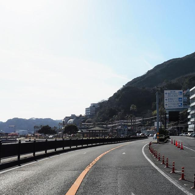 国道135号 下田