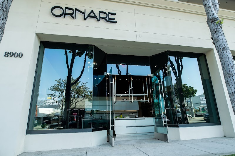 Ornare inaugura Flagship Store Los Angeles