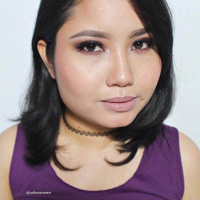 Valentine Makeup By Racun Warna Warni