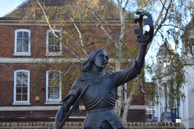 Riccardo III a Leicester