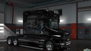 Volk V3 Skin for Scania T