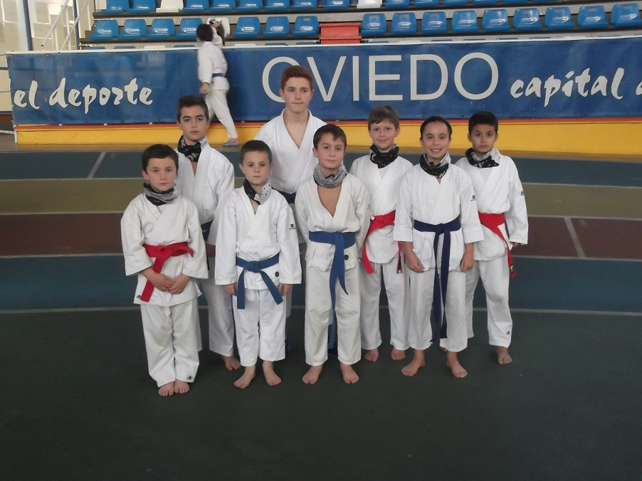 Karate shito ryu asturias el gimnasio yin yang en la for Gimnasio yin yang