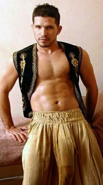 Sexy arab cock