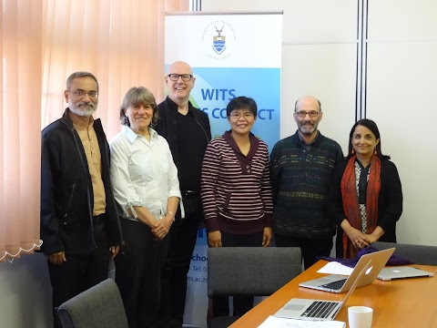 NISMED Staff Participates in Research Workshop at the University of the Witwatersrand