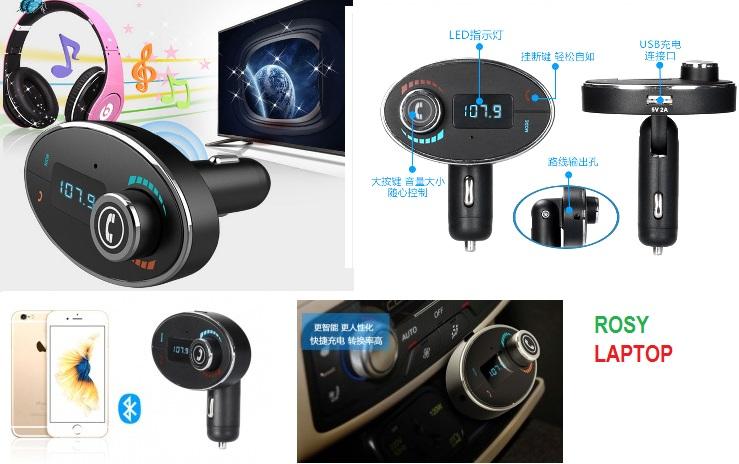 Bluetooth FM Transmitter Mobil