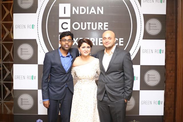 Ankur Gaurav, Ankita Sareen Batra, Ankit Sethi