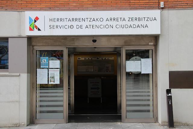 Oficina de atención al ciudadano