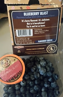blueberry blast coffee
