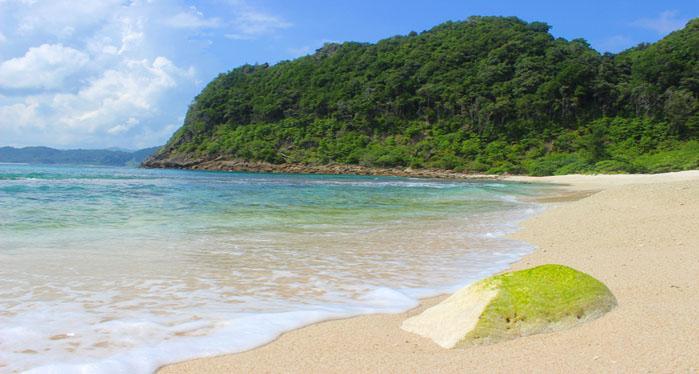 Keindahan Pantai Lhok Keutapang Yang Tersembunyi