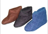 Diabetic Mens Slippers