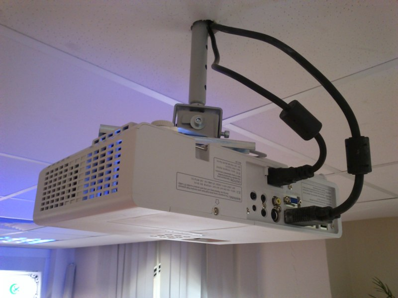 Panasonic Pt Lb2vea Lcd Projector Ceiling Mount