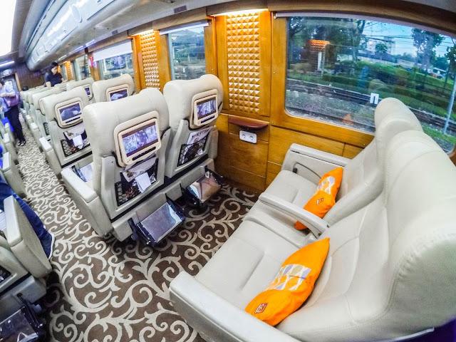 kursi kereta priority argo parahyangan