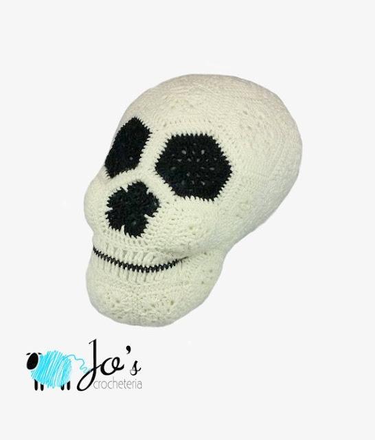 Peluche Skull Kid Tejido Amigurumi (20 Cm) - $ 325.00 en Mercado Libre | 640x546