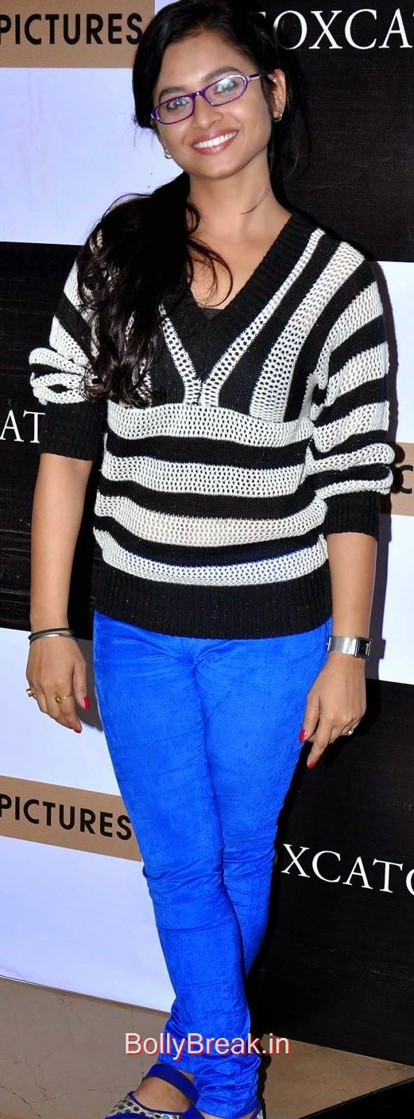 "Ekta Tiwari, Komal Jha, Yuvika Chowdary At ""Foxcatcher"" Premiere"