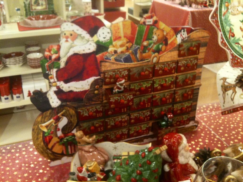 Les Bougies Decoration Noel Villeroy Et Boch