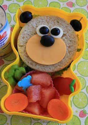 детские праздничные бутерброды фото
