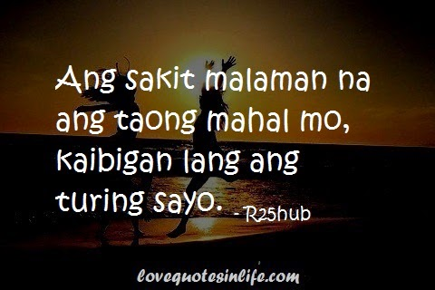 Hugot Love Quotes Tagalog Para sa Hopelesss | Love Quotes ...