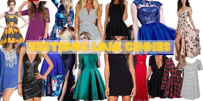 Vestidos Favoritos da Choies