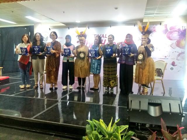 festival ubu hebat apresiasi untuk perempuan hebat