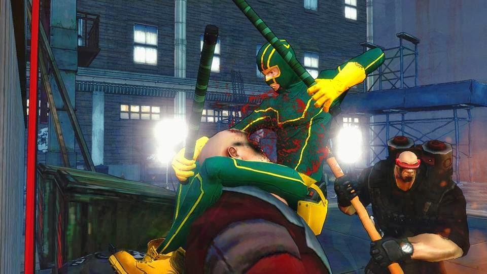 Kick Ass Games 84