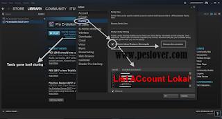 Game PES Original Bisa Di Share Pada Steam