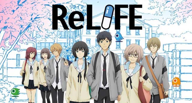 ringkasan anime relife