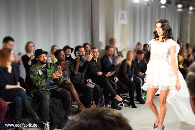 Ewa Herzog Kollektion No. 10 Berlin Fashionweek Frontrow Rebecca Mir
