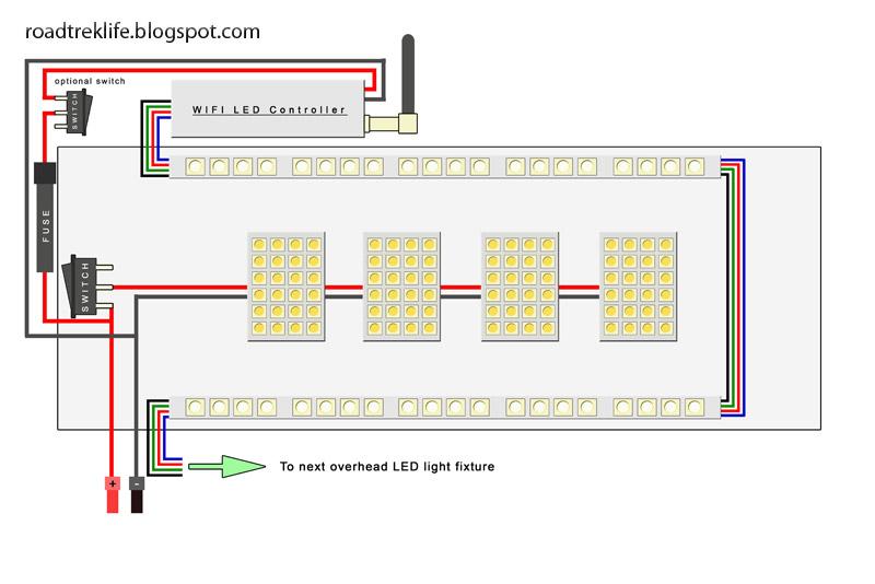 Led Wiring Panel - Wiring Diagrams