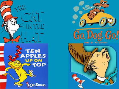 Dr. Seuss's Story books