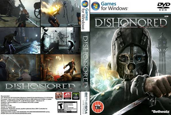 dishonored 2 crack only